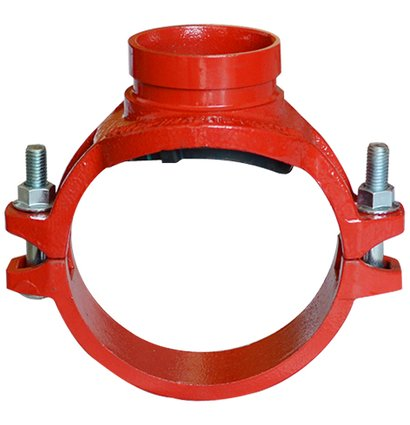 Ductile Cast Iron Grooved Coupling