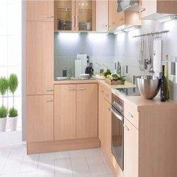 Matt Mica Modular Kitchen