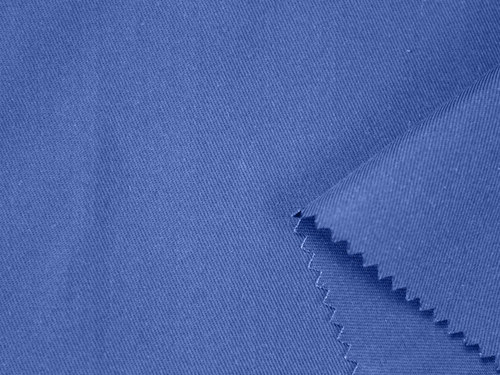 Polyester Cotton Blended Fabric in  Asarwa