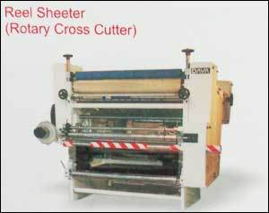 Rotary Sheet Cutter in  11-Sector