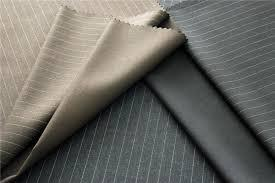 Wool Blended Polyester Fabric in  Asarwa