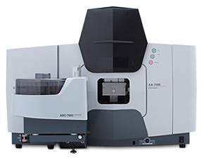 Atomic Absorption Spectromphotometer