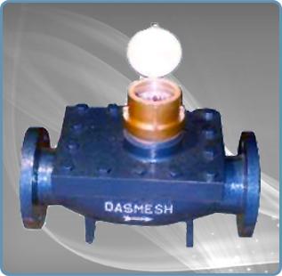 Interchangeable Type Removable Mechanism Water Meter (Mechanical Driven)
