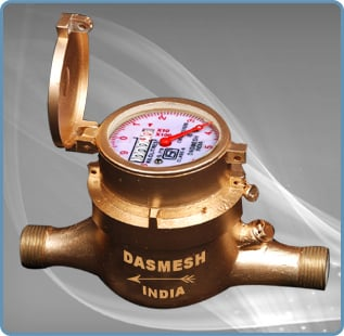 Mechanical Driven Water Meter (Domestic Type) Is : 779/94