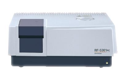 Spectroflurophotometer