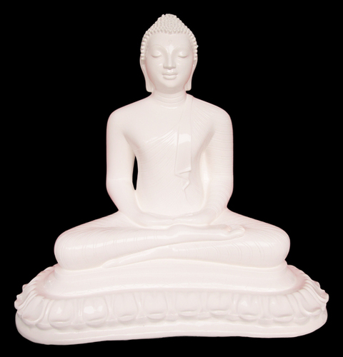 Lord Buddha Marble Statue