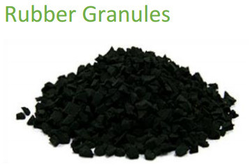 Recycle Tyre Rubber Crumb