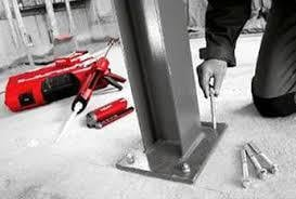 Chemical And Mechanical Bolt Fixing Services