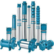 Precision Engineered Agriculture Submersible Pump Set