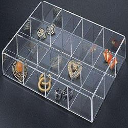 Acrylic Jewellery Display Case