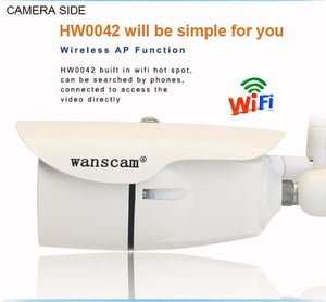 Motion Detection IR Distance 30M Home Security Camera