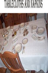 Table Cloths And Napkins For Restaurant & Banquets