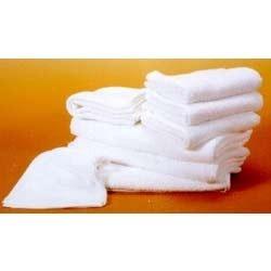 White Hotel Bath Towel