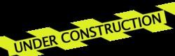 Under Construction Caution Tapes