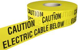 Underground Caution Tapes