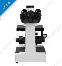 Binocular Image Analysis Metallurgical Microscope