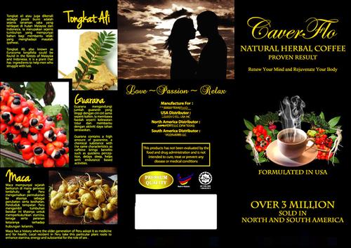 Caverflo Natural Herbal Coffee