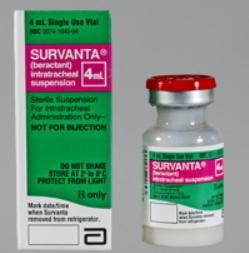 Survanta Beractant Injection
