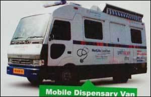 Mobile Dispensary Van in Vasai, Maharashtra - SIGMA AUTO CRAFT PVT