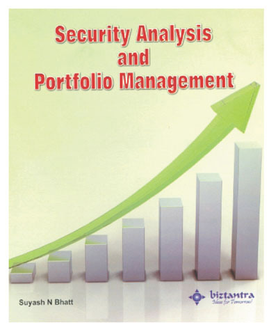 Security Analysis And Portfolio Management Book