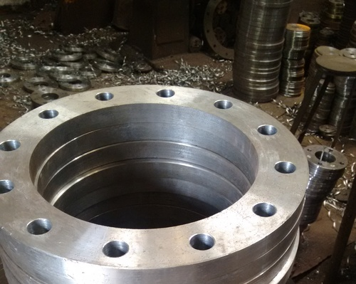 ASA 150 MS Flange in   Dist.