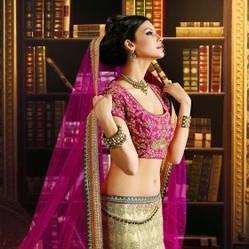 Indian Bridal Lehnga Choli