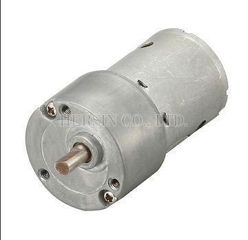 Gm37-528 Gear Motor