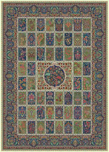 Baharestan Carpet