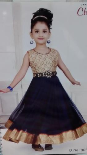 9b6f9735c Girls Ethnic Gown - UJALA FASHION PVT. LTD.