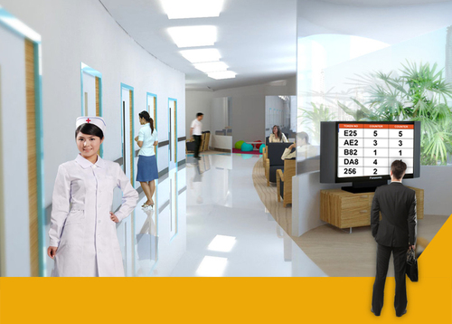 Hospital Queue Management System