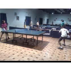 Laminated Table Tennis Flooring