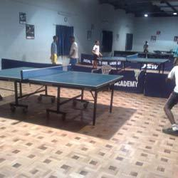 Table Tennis Court Flooring
