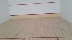 Durable Squash Court Wooden Flooring