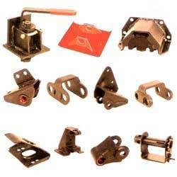 Fabricated Container Locks