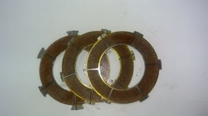 Scooter Clutch Plate