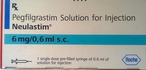 Neulastim Pegfilgrastim Injection