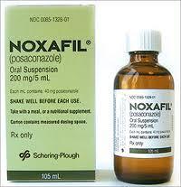 Noxafil Posaconazole Syrup