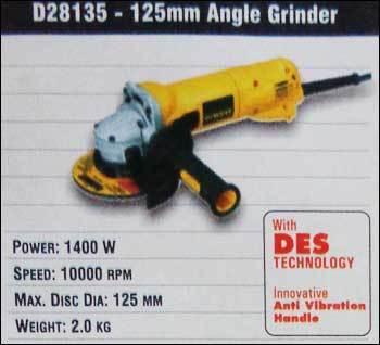 125MM Angle Grinder (D28135)