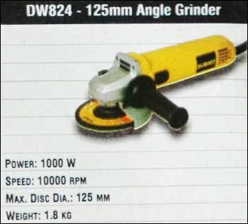 125MM Angle Grinder (DW824)