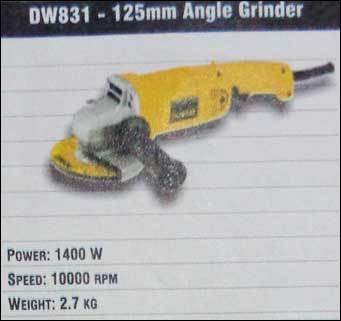 125MM Angle Grinder (DW831)