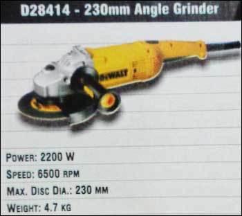 230mm Angle Grinder (D28414)