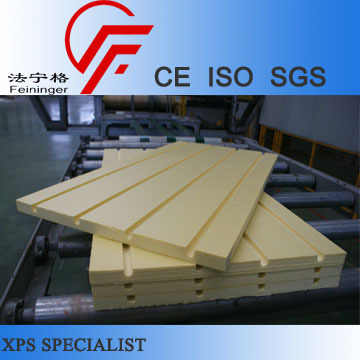 CE And ISO Floor Heating System Panel