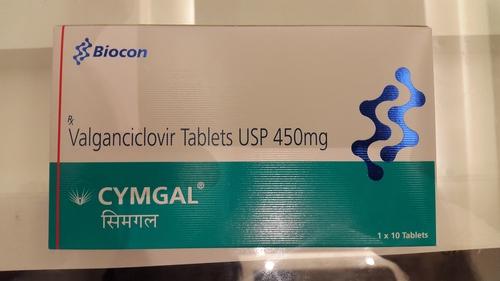 Cymgal Valganciclovir Tablets