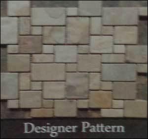 Designer Pattern Stone Mosaics