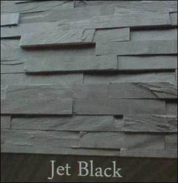 Jet Black Stacking Stone