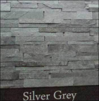 Silver Grey Stacking Stone
