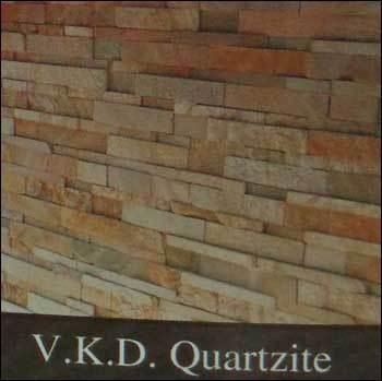 V K D Quartzite Stacking Stone