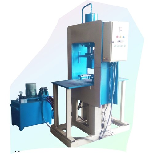 Hydraulic D Mould Press With Cooling System