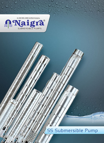 Stainless Steel Submersible Pump in  Naroda Road