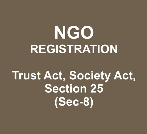 Ngo Services, Ngo Services At Affordable Prices, India